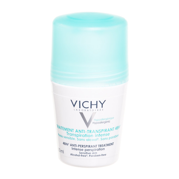 VICHY, rutulinis dezodorantas antiperspirantas, 50 ml paveikslėlis