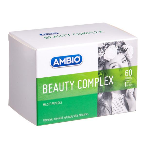 AMBIO BEAUTY COMPLEX, 60 tablečių paveikslėlis