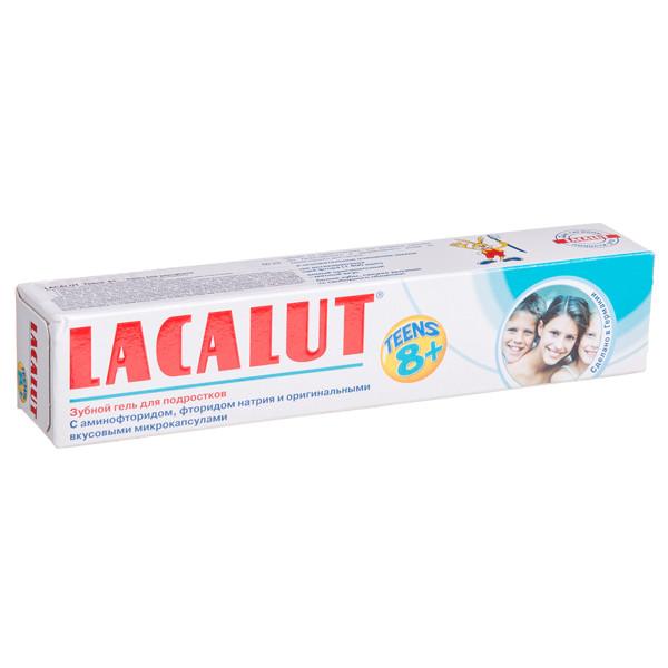 LACALUT KINDER, dantų pasta nuo 8 m., 50 ml paveikslėlis