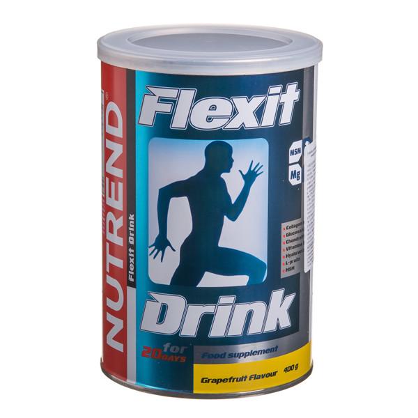 FLEXIT DRINK, greipfrutų skonio milteliai, 400 g paveikslėlis
