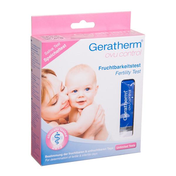 GERATHERM OVU CONTROL, ovuliacijos testas paveikslėlis
