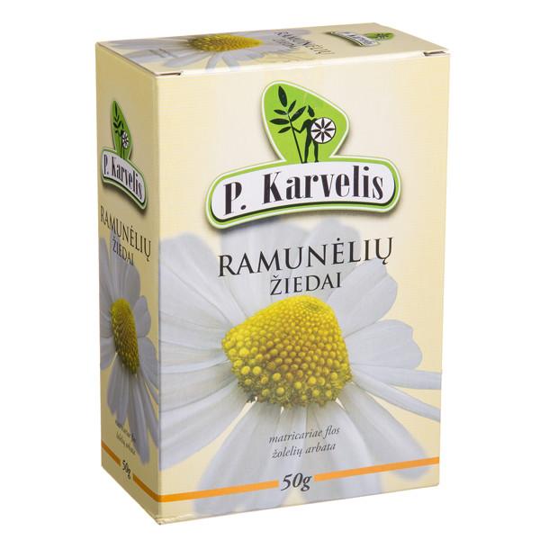 DR. P. KARVELIS RAMUNĖLIŲ ŽIEDAI, žolelių arbata, 50 g paveikslėlis