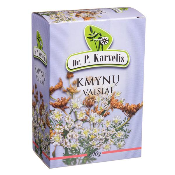 DR. P. KARVELIS KMYNŲ VAISIAI, žolelių arbata, 100 g paveikslėlis
