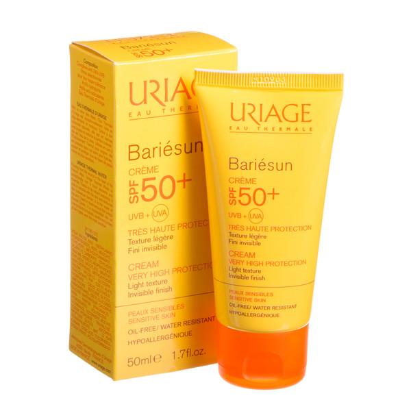 URIAGE UV, apsauginis kremas, SPF50, 50 ml paveikslėlis
