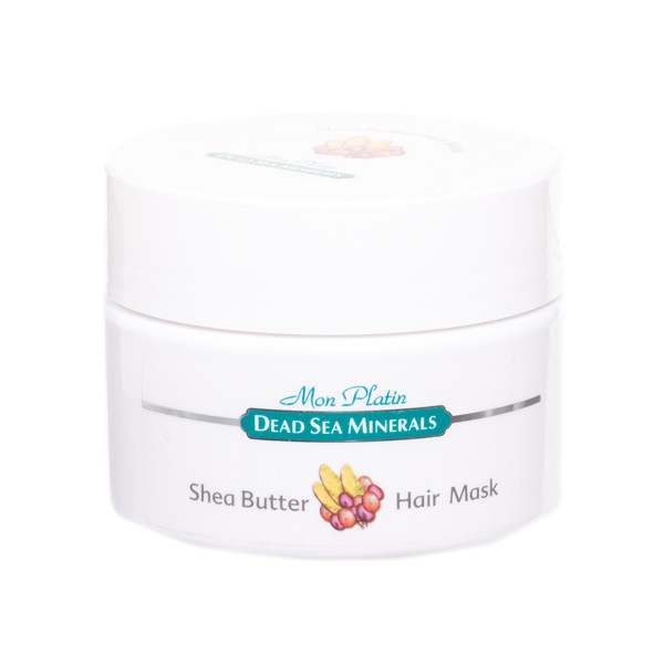 DSM, sviestamedžio kaukė plaukams, 250 ml, DSM176 paveikslėlis