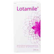 LOTAMILE, prausiklis intymiai higienai, 250 ml  paveikslėlis