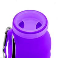 BUBI ekologiška GERTUVĖ, violetinė, susukama, 650 ml paveikslėlis