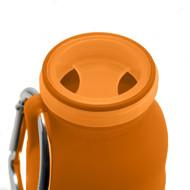 BUBI ekologiška GERTUVĖ, oranžinė, susukama, 650 ml paveikslėlis