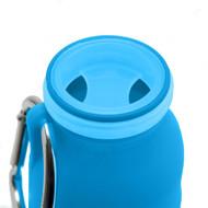 BUBI ekologiška GERTUVĖ, mėlyna, susukama, 650 ml paveikslėlis
