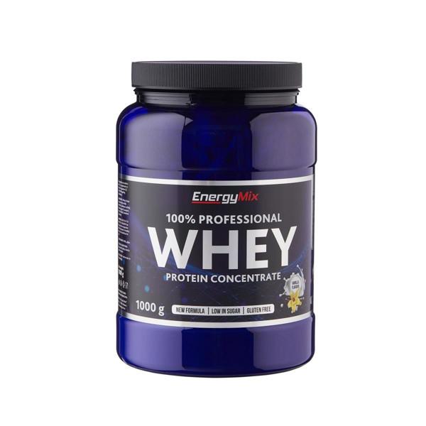 ENERGYMIX, proteinas, vanilės skonio, 1000 g paveikslėlis