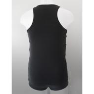 ANNAPS vaikiški marškinėliai su kišenėmis insulino pompai, juoda, 9-10 m., 1 vnt. paveikslėlis