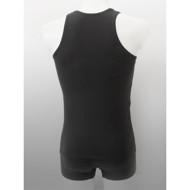 ANNAPS vyriški marškinėliai su kišenėmis insulino pompai, juoda, M, 1 vnt. paveikslėlis