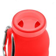 BUBI ekologiška GERTUVĖ, raudona, susukama, 650 ml paveikslėlis