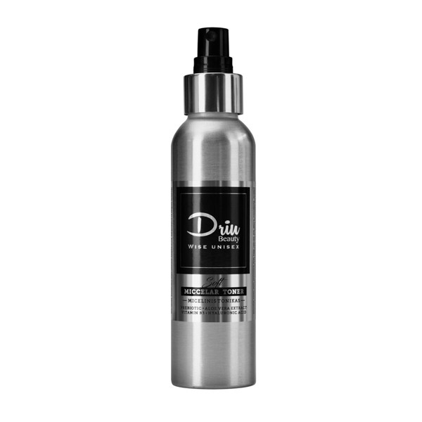 DRIU BEAUTY WISE UNISEX SOFT, micelinis tonikas, 125 ml paveikslėlis