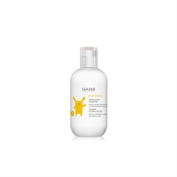 BABE PEDIATRIC, šampūnas nuo seborėjinio dermatito, 200 ml paveikslėlis