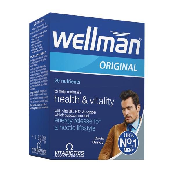 WELLMAN, 30 tablečių paveikslėlis