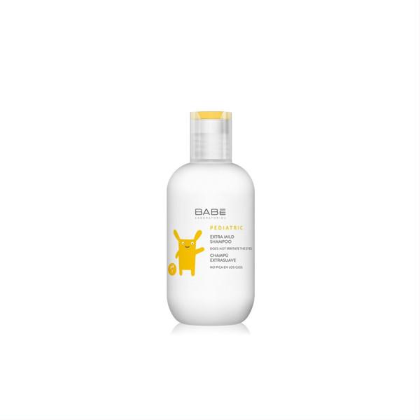 BABE PEDIATRIC, ypatingai švelnus šampūnas kūdikiams ir vaikams, 200 ml  paveikslėlis