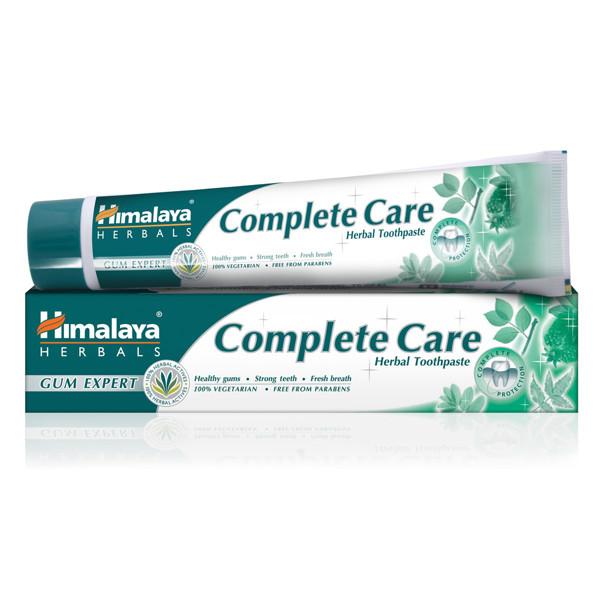 HIMALAYA COMPLETE CARE, dantų pasta, 75 ml paveikslėlis