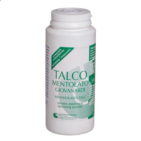 ALPINO MENTOLATO, talko milteliai nuo prakaitavimo, niežulio, sugeria prakaitą, dezodoruoja, 100 g paveikslėlis
