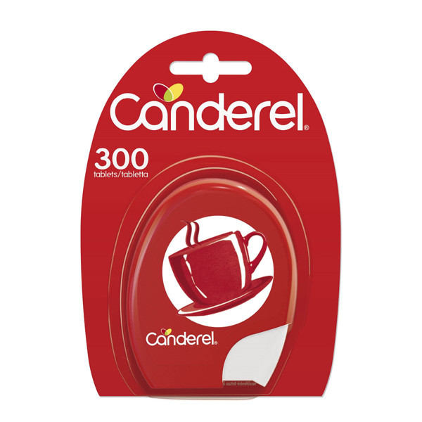 CANDEREL ASPARTAM, saldiklis, 300 tablečių paveikslėlis
