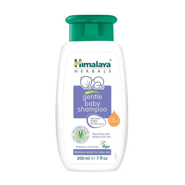 HIMALAYA, švelnus šampūnas vaikams, 200 ml paveikslėlis