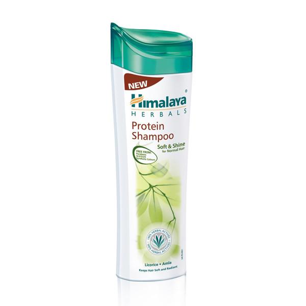 HIMALAYA SOFTNESS & SHINE, šampūnas su proteinais, 200 ml paveikslėlis
