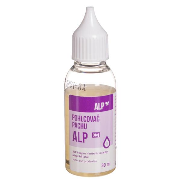 ALP, kvapus neutralizuojantys aliejiniai lašai, 30 ml paveikslėlis