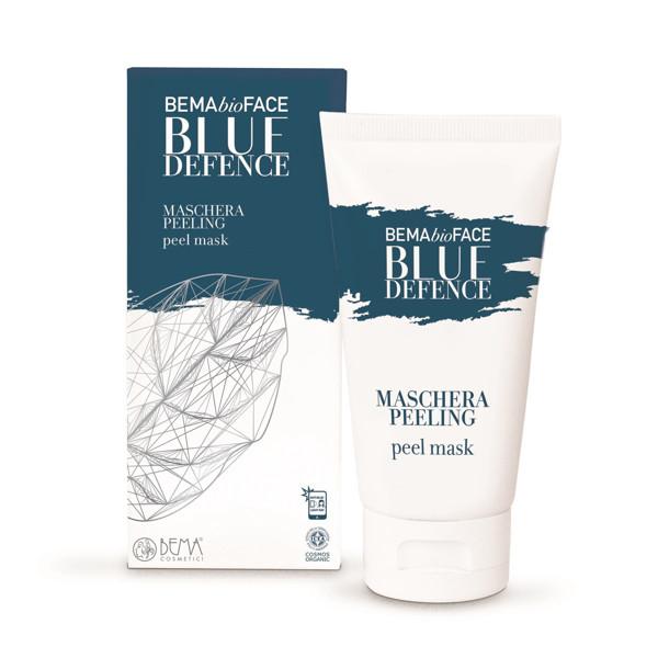 BEMA BLUE DEFENCE, šveičiamoji kaukė, 75 ml paveikslėlis