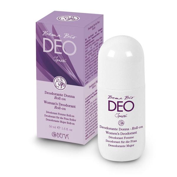 BEMA BIO DEO IPNOSI, rutulinis dezodorantas moterims, 50 ml paveikslėlis