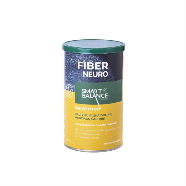 ACORUS SMART BALANCE FIBER NEURO, milteliai, 220 g paveikslėlis