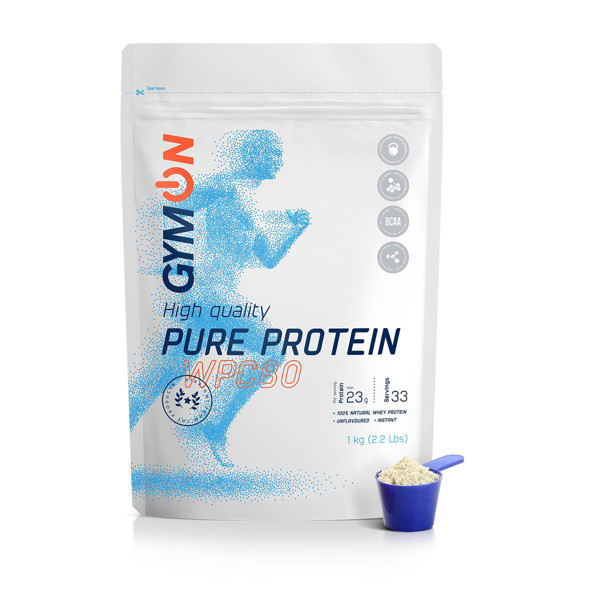 GYMON, gryni išrūgų baltymai, 1 kg paveikslėlis