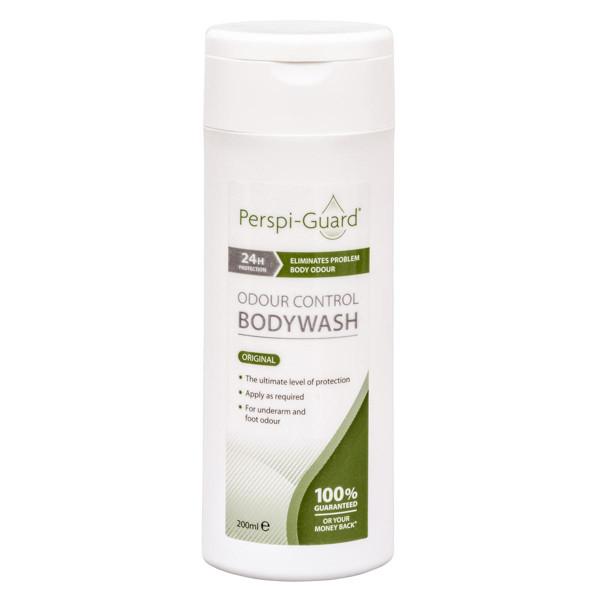 PERSPI GUARD BODY WASH, antibakterinis prausiklis nuo nemalonaus prakaito kvapo, 200 ml paveikslėlis