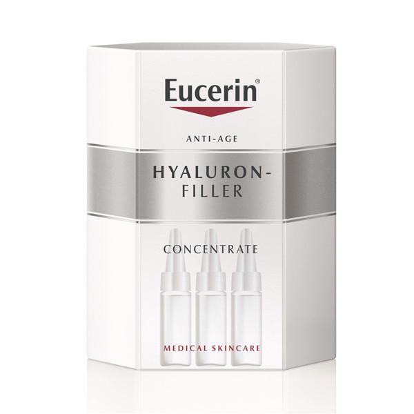 EUCERIN HYALURON - FILLER, koncentratas, 5 ml, 6 vnt. paveikslėlis