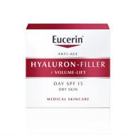 EUCERIN HYALURON - FILLER + VOLUME - LIFT, dieninis kremas sausai odai, 50 ml paveikslėlis