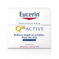 EUCERIN Q10 ACTIVE, naktinis veido kremas, 50 ml paveikslėlis