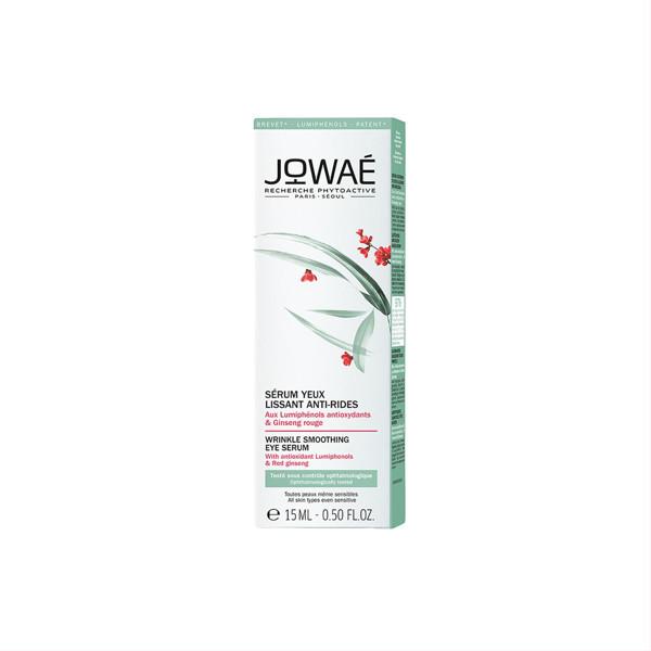 JOWAE, priešraukšlinis paakių serumas, 15 ml paveikslėlis