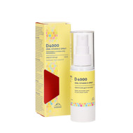 NORDAID D4000, purškiamas vitaminas D3, 4000IU, 30ml, 200 papurškimų paveikslėlis