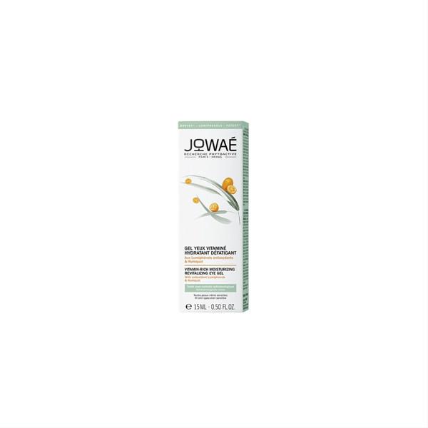 JOWAE, energizuojantis drėkinamasis paakių gelis, 15 ml paveikslėlis