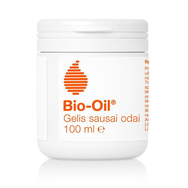 BIO-OIL, gelis sausai odai, 100 ml paveikslėlis