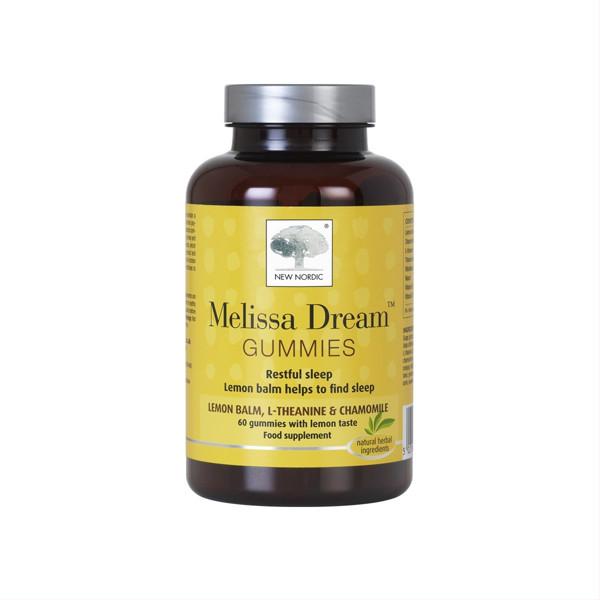 MELISSA DREAM GUMMIES, 60 guminukų paveikslėlis