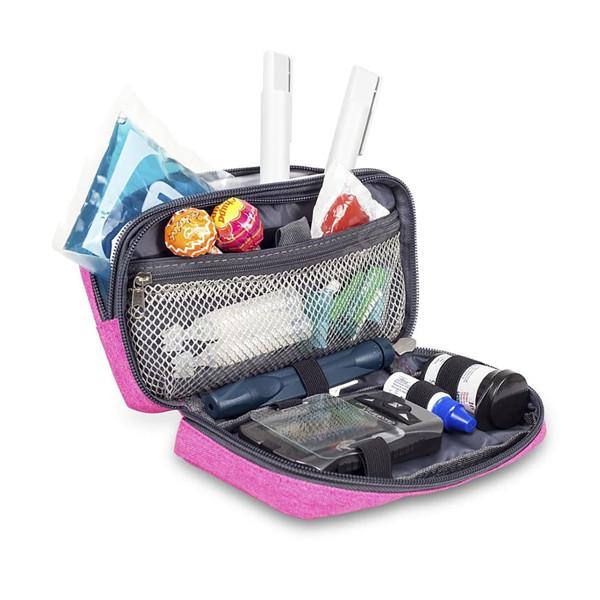 ELITE BAGS izoterminis dėklas DIABETIC`S PINK, rožinė, 1 vnt. paveikslėlis