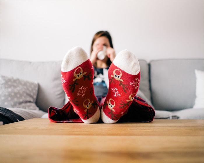 Buvimas namuose – galimybė stiprinti imunitetą