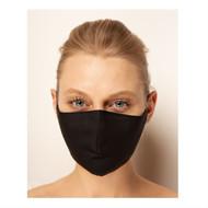 Apsauginė kaukė veidui (tamsi), daugkartinio naudojimo, XS-S dydis paveikslėlis