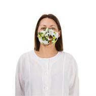 GRIZAS, apsauginė kaukė veidui, lininė, spalvų miksas, 4 vnt. paveikslėlis
