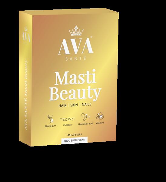 AVA SANTÉ Masti® Beauty 60 KAPSULIŲ paveikslėlis