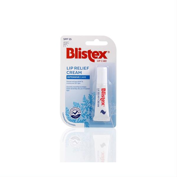BLISTEX LIP RELIEF CREAM, tepalas lūpoms, 6 g paveikslėlis
