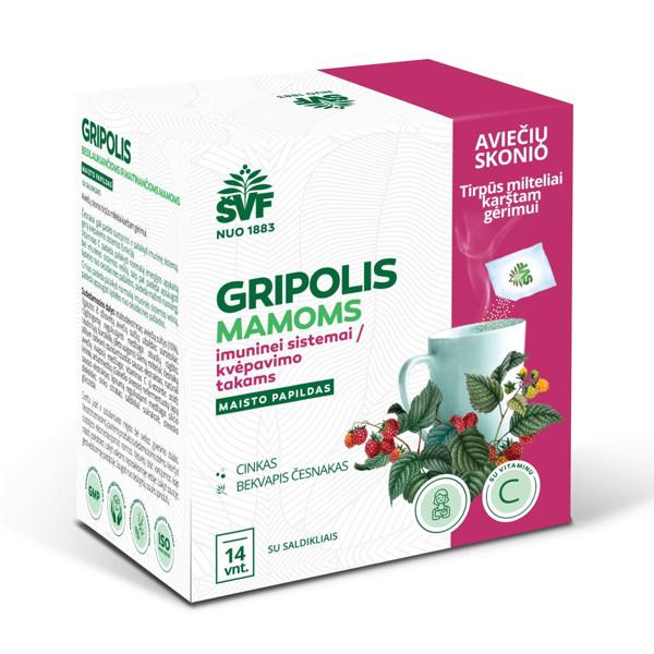 ACORUS GRIPOLIS, besilaukiančioms ir maitinančioms mamoms, 5 g, 14 vnt. paveikslėlis