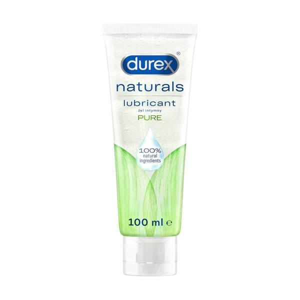 DUREX NATURAL, intymaus komforto gelis, 100 ml paveikslėlis