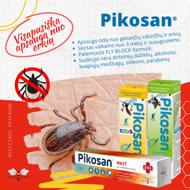 PIKOSAN KIDS purškiklis nuo vabzdžių vaikams, 100ml paveikslėlis