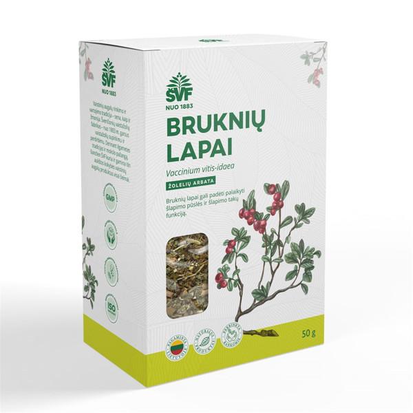 ACORUS BRUKNIŲ LAPAI, žolelių arbata, 50 g paveikslėlis